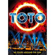 TOTO デビュー40周年ツアーから蘭アムステルダム公演が日本先行リリース