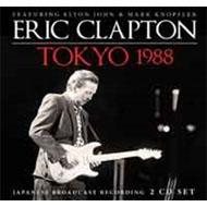 【再入荷】エルトン・ジョン&マーク・ノップラー参加!エリック・クラプトン伝説の1988年11月2日東京ドーム公演