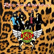 【発売中】レアなボーナス音源も!REOスピードワゴン1978〜1990年ボックスセット