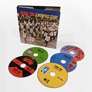 """スタックスレコード""""第二黄金期"""" 1968年の全シングルを5CDにパッケージ"""