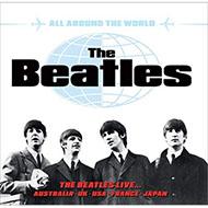 【入荷】メルボルン、ブラックプール、パリ、日本・・・ビートルズの伝説的ライヴ音源を3CDにパッケージ