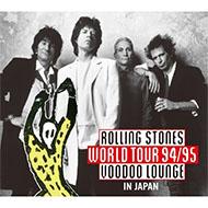 ローリング・ストーンズ『ヴードゥー・ラウンジ・イン・ジャパン』がマルチフォーマットで日本限定初リイシュー