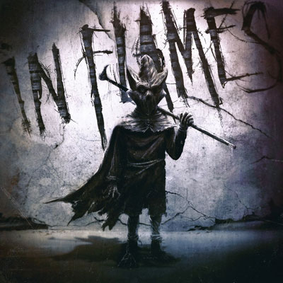 IN FLAMES 最新作『I, THE MASK』!