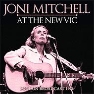 『Miles Of Aisles』とセットでおさえておきたい ジョニ・ミッチェル1974年ロンドン公演
