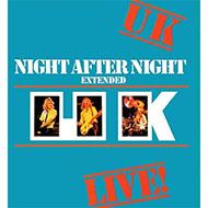 UK名ライヴ盤『Night After Night』が2CD+ブルーレイオーディオ拡大盤で復刻