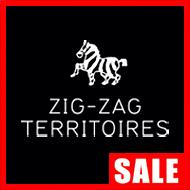 【厳選特価】Zig-Zag Territoires