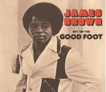 ジェームス・ブラウンの72年アルバム『Get On the Good Foot』が180g重量盤2枚組LPで再発