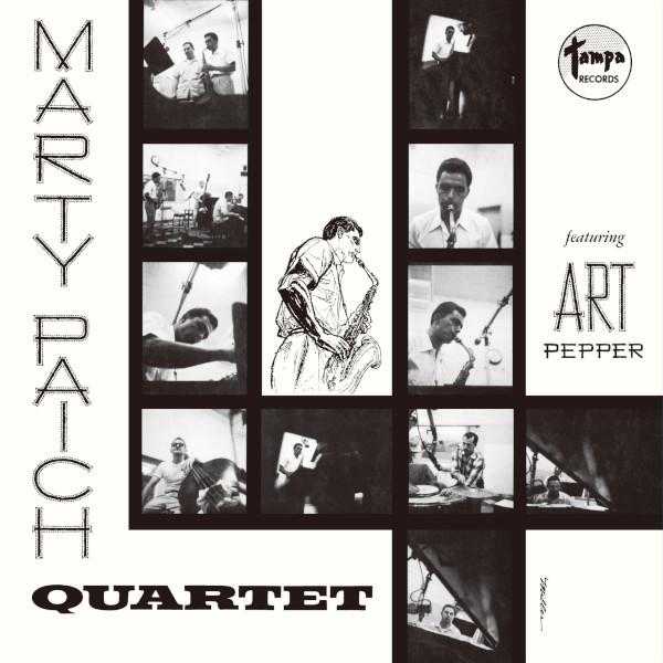 アート・ペッパー名演集『Marty Paich Quartet Feat.Art Pepper』がアナログ盤復刻!