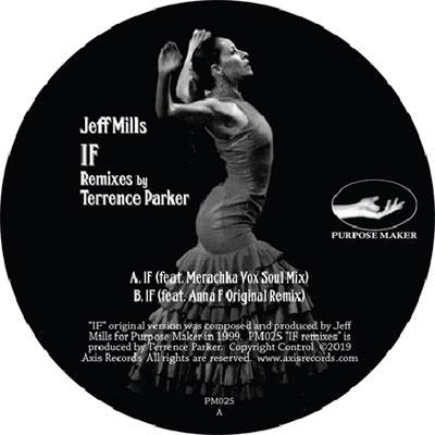 ジェフ・ミルズのフロア・ファンキー・ユース<Purpose Maker>よりニュー・シングル!