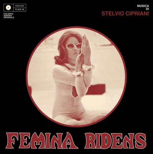 69年イタリア映画『Femina Ridens』のサントラが180g重量盤アナログで登場
