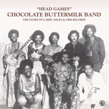 ノースキャロライナのローカル・バンド、チョコレート・バターミルク・バンドの激レア音源がアナログ盤で登場