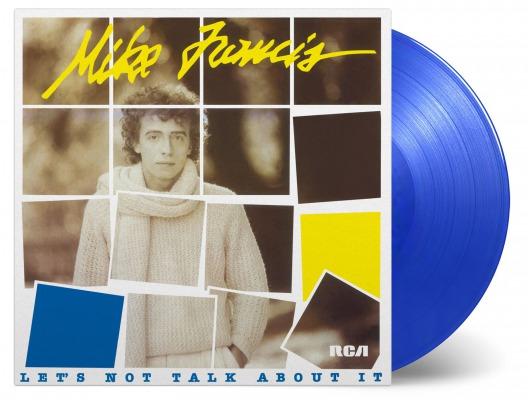 マイク・フランシスのデビュー・アルバムが限定カラーヴァイナル、180g重量盤LPで登場!