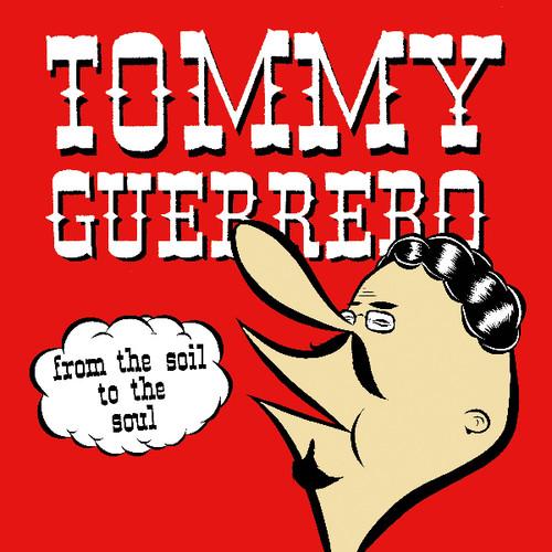 トミー・ゲレロの4枚目アルバムが初アナログ盤化!