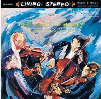 【LP】 ジュリアードのシューベルト名盤が180g重量盤LPで登場