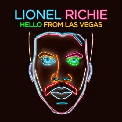 ライオネル・リッチー最新ライブ・アルバムがアナログ盤2LPで登場