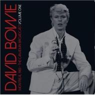 デヴィッド・ボウイのライブ各種、アナログレコードで限定発売