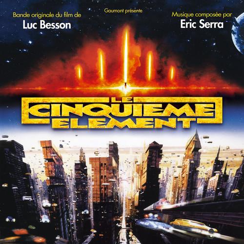 97年仏SFアクション映画『フィフス・エレメント』のサントラがアナログ盤で登場