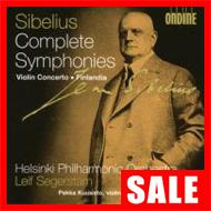 【在庫特価】セーゲルスタム/シベリウス:交響曲第1〜7番、他