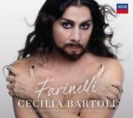 【LP】 メッゾ・ソプラノ歌手チェチーリア・バルトリがファリネッリを辿る