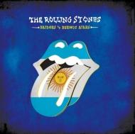 ローリング・ストーンズ『Bridges To Buenos Aires』、カラーヴァイナルでもリリース!