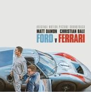 映画『フォード vs フェラーリ』のサントラLPが登場
