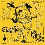 チャーリー・パーカーの78RPMシングルを収録したLP