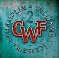 Champlin Williams Friestedt新作、アナログも同時発売!