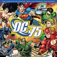 DCコミックス75周年記念限定コンピLPリリース