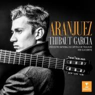 【LP】 ティボー・ガルシア最新作は、名曲「アランフェス協奏曲」