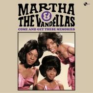 マーサ&ザ・ヴァンデラスのヒットシングル集がアナログ盤で登場