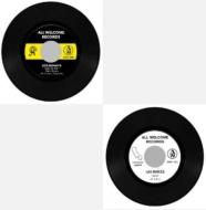 米レーベル<ALL WELCOME RECORDS>より、チカーノソウル7インチが2W登場