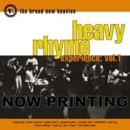 ブラン・ニュー・ヘヴィーズ『Heavy Rhyme Experience Vol.1』より7インチ登場