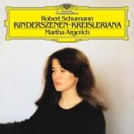 【LP】 マルタ・アルゲリッチ80歳記念『クライスレリアーナ&子供の情景』