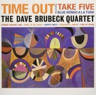 デイヴ・ブルーベック大名盤『Time Out』LP再入荷