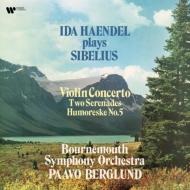 【LP】 イダ・ヘンデル、シベリウスのヴァイオリン協奏曲