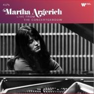 【LP】アルゲリッチのコンセルトヘボウ演奏会が4枚組LPで登場
