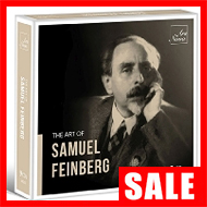 【在庫特価】サムイル・フェインベルクの芸術(9CD)