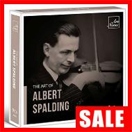 【在庫特価】アルバート・スポールディングの芸術(9CD)