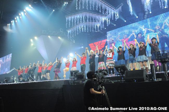 Animelo Summer Live 2010 -evolution- ライブレポート!