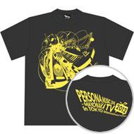 PERSONA MUSIC LIVE 2012 Tシャツ BLACK