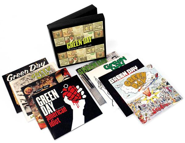 Green Day 『Studio Albums 1990-2009』