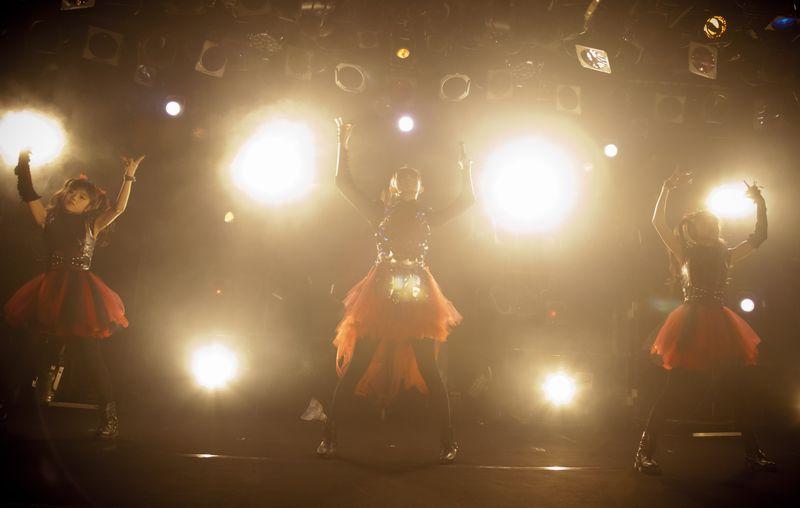〜BABYMETAL 新年一般参賀「一曲入魂!爆音ライブ!」〜