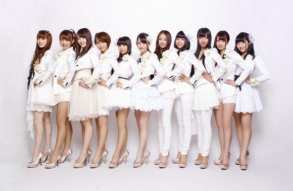 SUPER☆GiRLS 3rdアルバム『Celebration』
