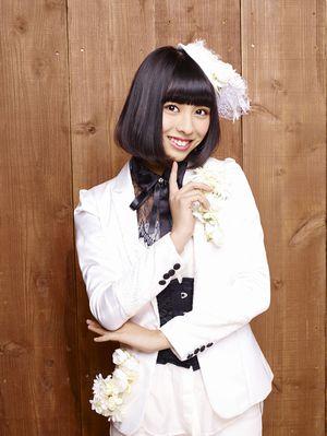 SUPER☆GiRLS 3rdアルバム Celebration 田中美麗 クリックで拡大します
