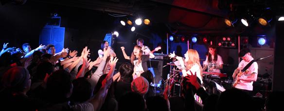 hy4_4yh(ハイパーヨーヨ)祝7周年記念&ちゃんゆみ生誕祭記念GIG 写真2