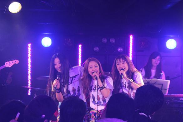 hy4_4yh(ハイパーヨーヨ)祝7周年記念&ちゃんゆみ生誕祭記念GIG 写真3