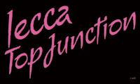 lecca TOP JUNCTION オリジナル・ロゴステッカー