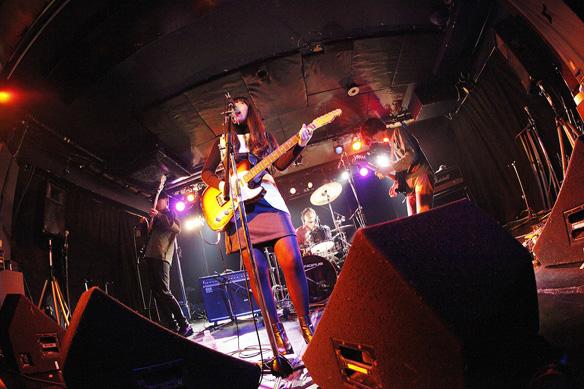 HMV ONLINE 激プッシュ!!! 「2014年 最も注目すべき新人」 GLIM SPANKY 2013.10.25@渋谷LUSH [撮影:SHINNOSUKE UMEDA]