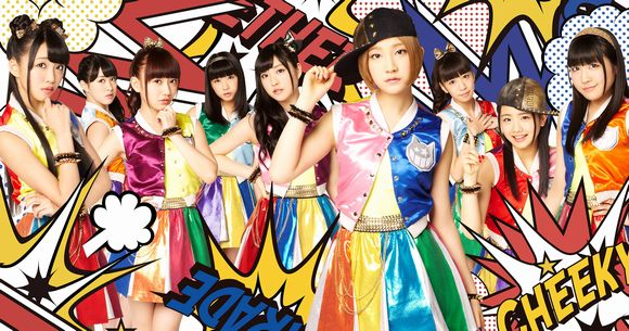 Cheeky Parade Together