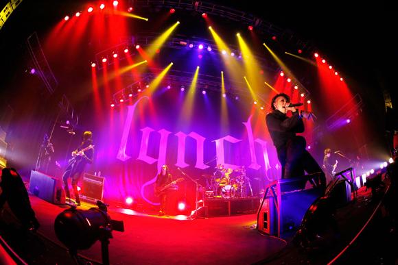 lynch.『TOUR'14「TO THE GALLOWS」-ABSOLUTE XANADU-04.23 SHIBUYA-AX』